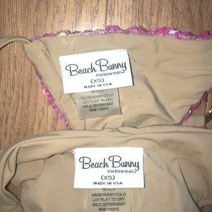 "Beach Bunny Swim - Beach Bunny Bikini ""Siren Song"" XS"